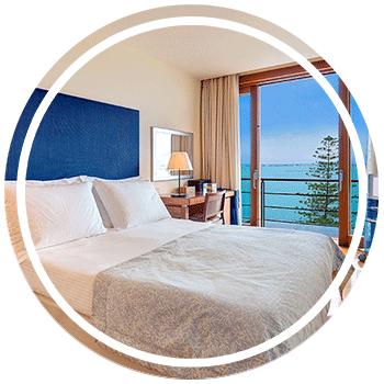 Deluxe Room  – Hotel – Amphitryon