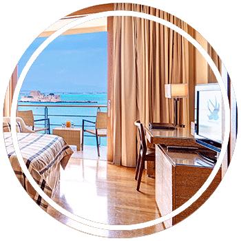 Family Room  – Hotel – Amphitryon