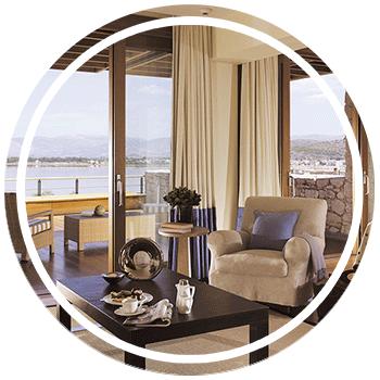 Luxury Suite  – Hotel – Amphitryon