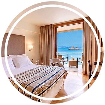 Superior Luxury Room – Hotel – Amphitryon