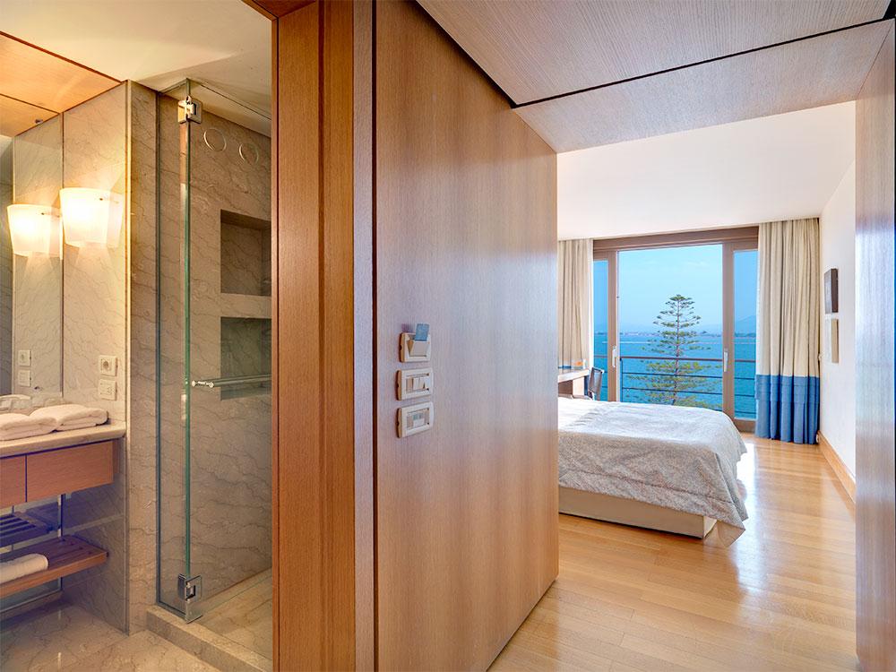 Five-star hotel in Peloponnese