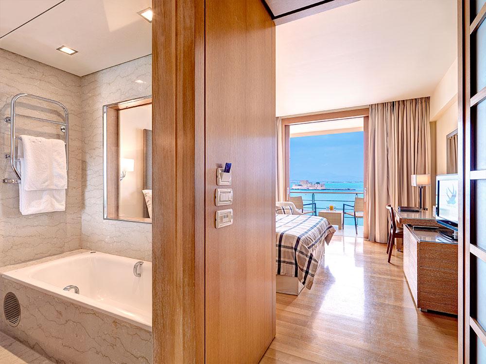 Standard room Five-star hotel in Peloponnese