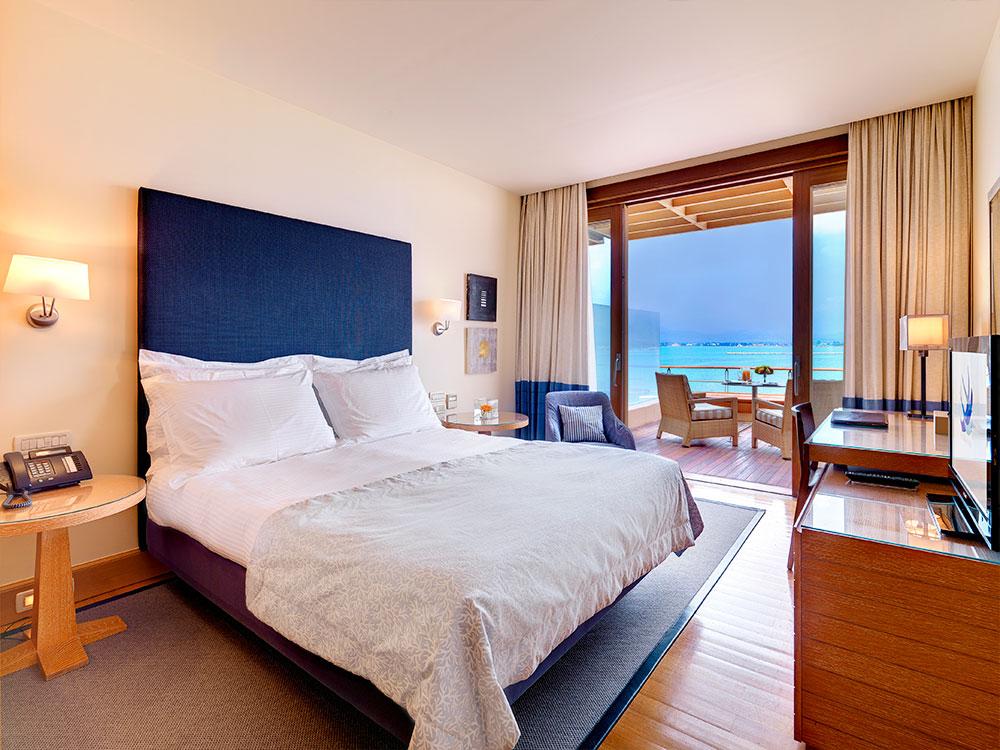 large room Luxury Amphitryon Hotel in Peloponnese