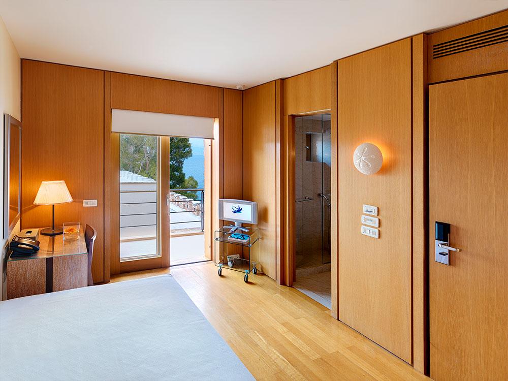 Family bedrooms (second bedroom)
