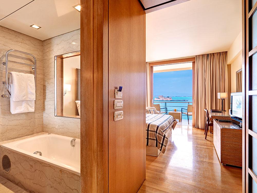 Luxury Amphitryon Hotel in Greece