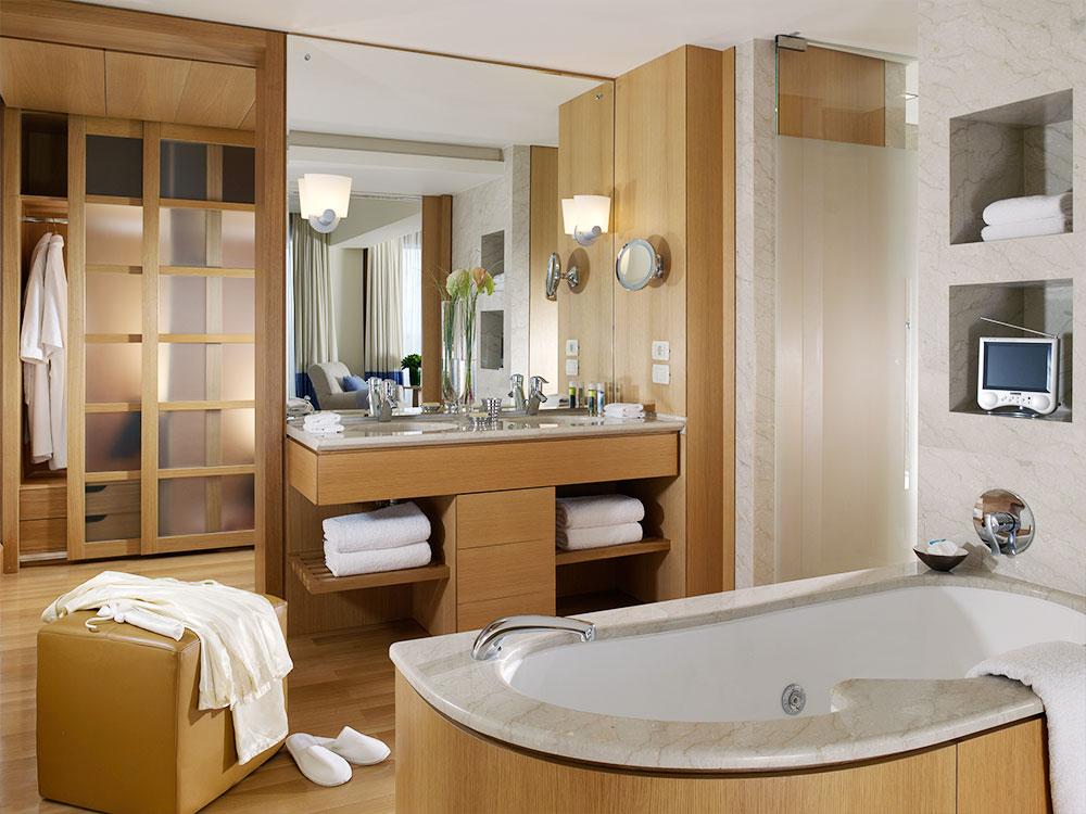 Boutique Hotel in Nafplion bathroom