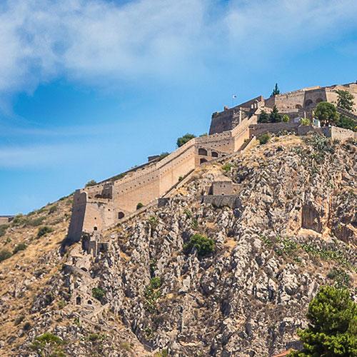 Luxury Amphitryon Hotel in Peloponnese