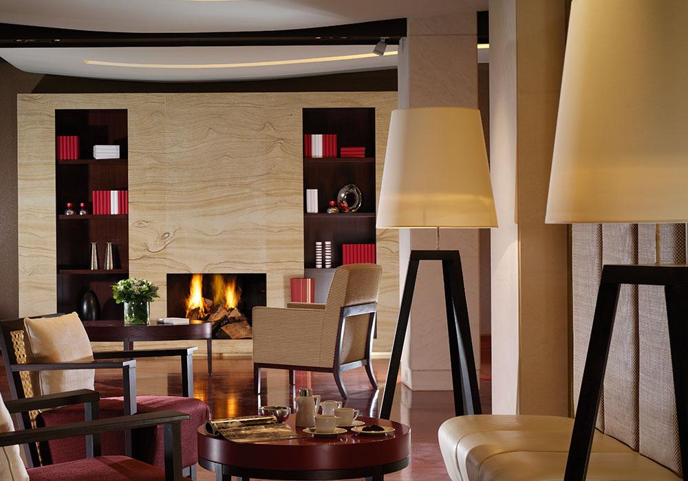 Amphitryon Hotel in Nafplion