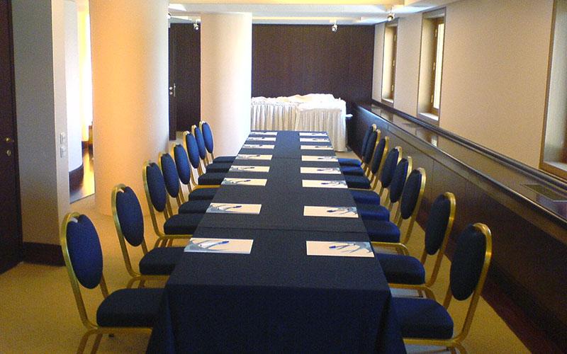 Meetings at Luxury Amphitryon Hotel in Nafplion